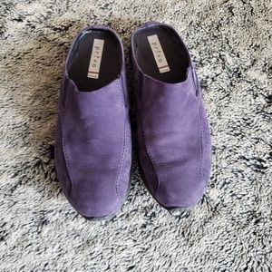 Clark's Privo clog purple - 8.5 women's